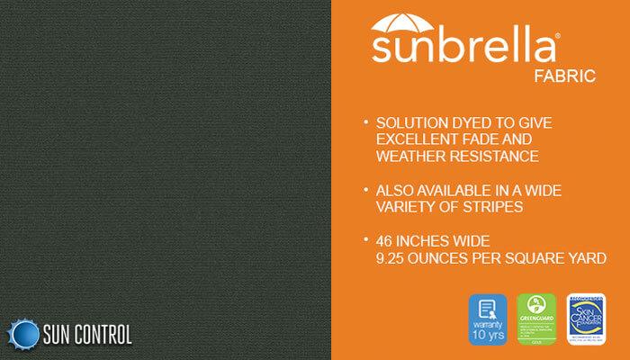 Sunbrella Solid Alpine