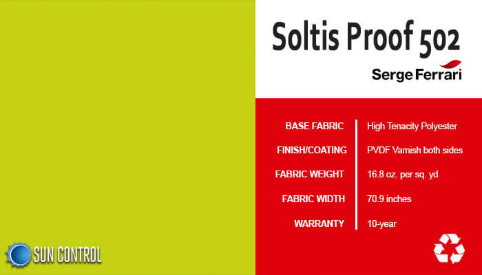 Soltis Proof 502 Aniseed