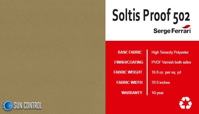 Soltis Proof 502 Automn
