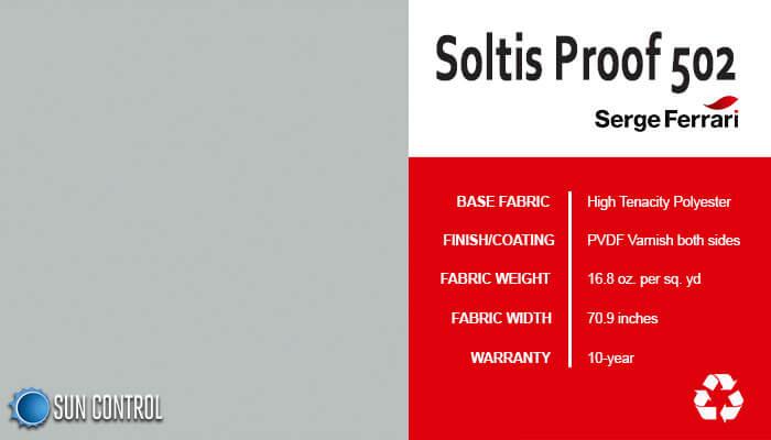 Soltis Proof 502 Boulder