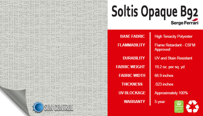 Soltis Opaque B92 Boulder