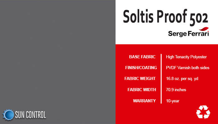 Soltis Proof 502 Concrete