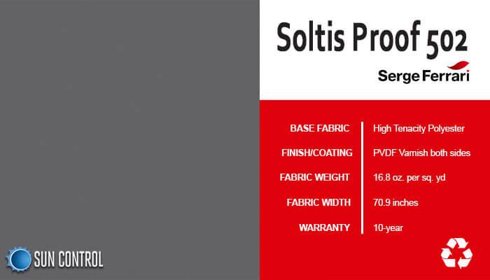 Soltis Proof 502 Concrete