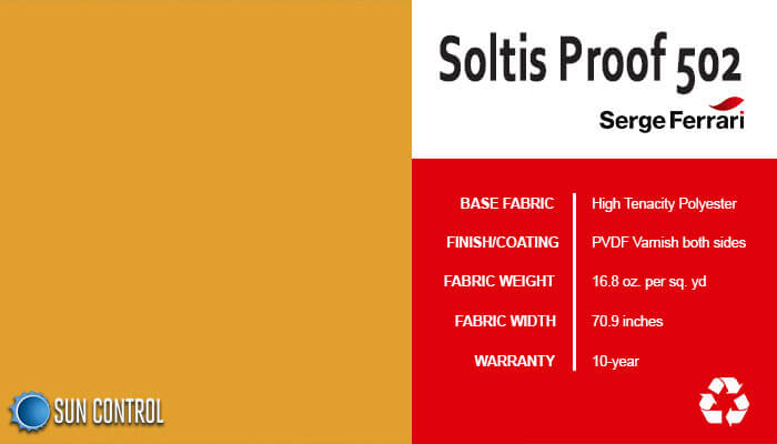Soltis Proof 502 Dijon