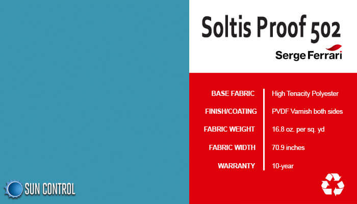 Soltis Proof 502 Lagoon