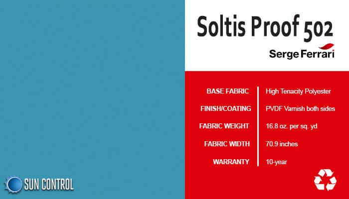 Soltis Proof 502 Lagoon