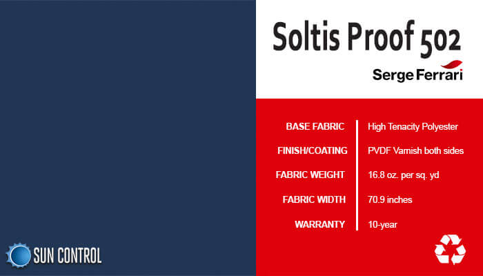 Soltis Proof 502 Marine