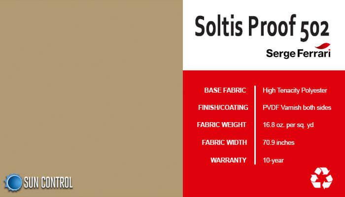 Soltis Proof 502 Pepper