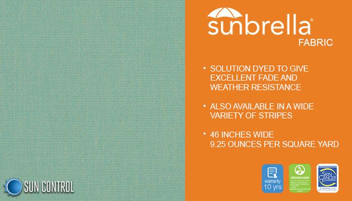 Sunbrella Solid Spa
