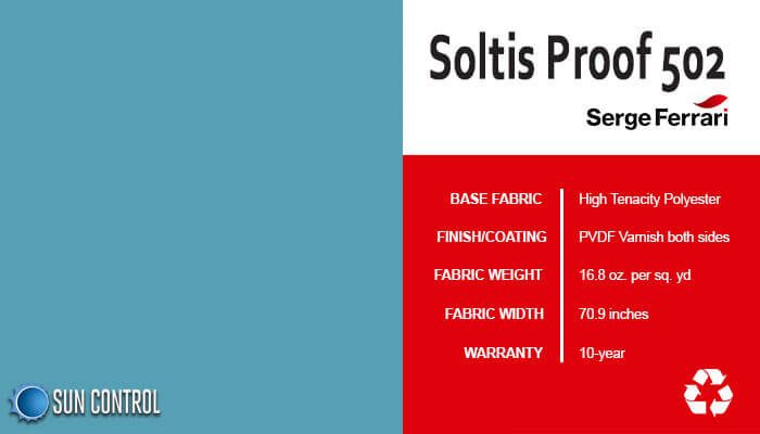 Soltis Proof 502 Steel Blue