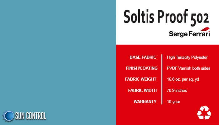 Soltis Proof 502 Steel Blue