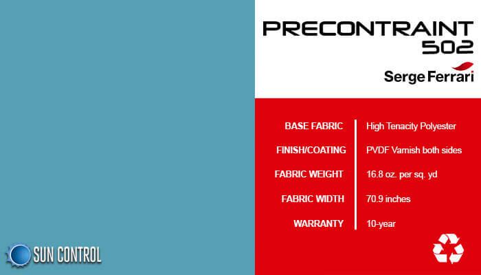 Precontraint 502 Steel Blue