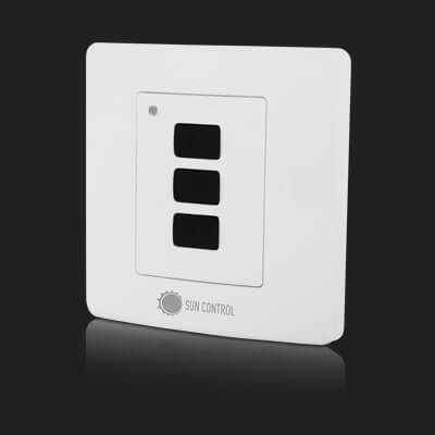 Surface Mounted Control 1 ch White