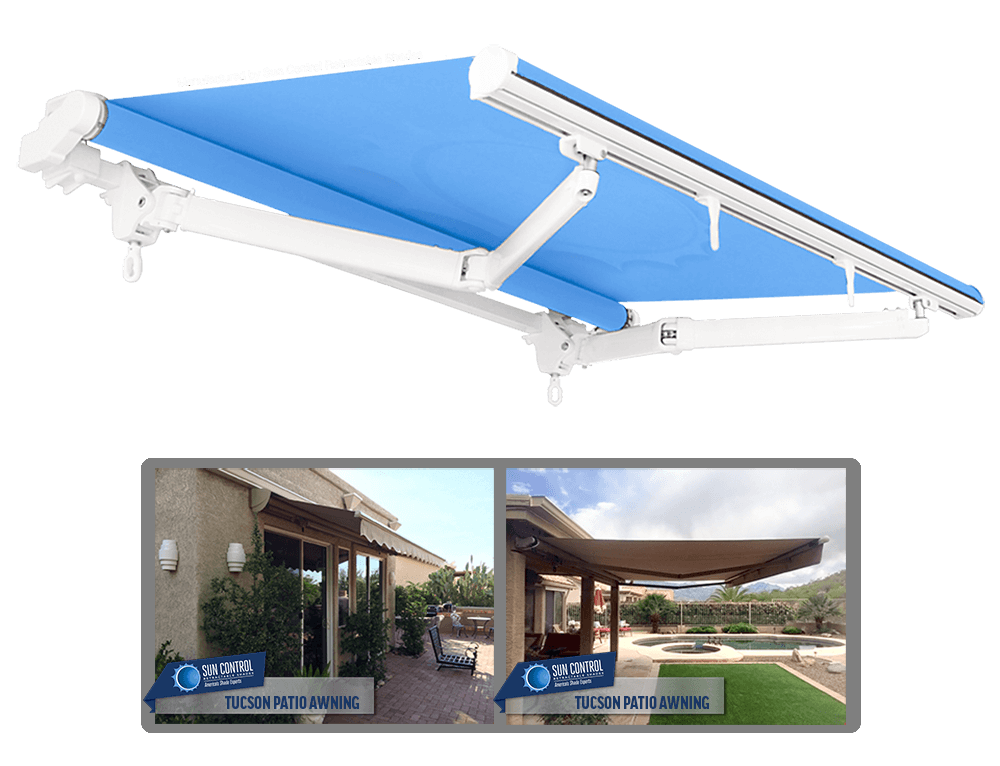 Retractable Awnings Patio Awnings Sw Sun Control Shade Systems