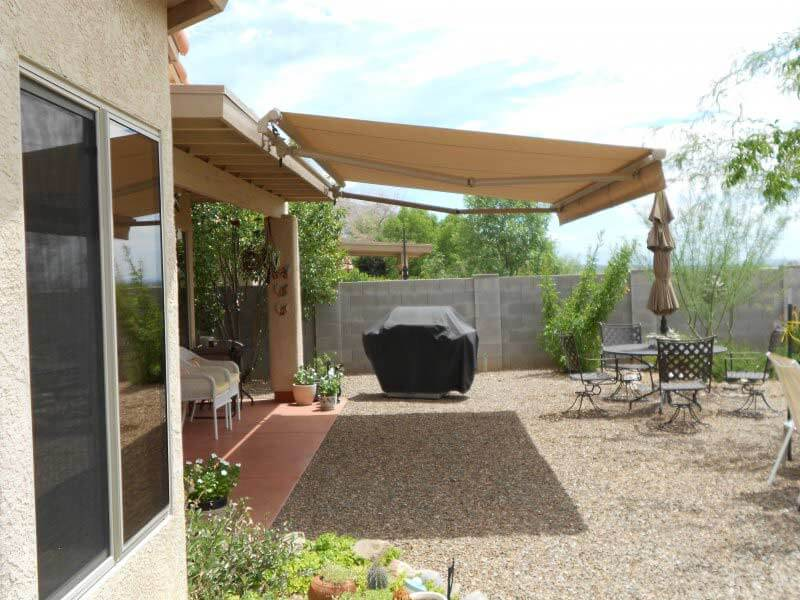 3 benefits of retractable awnings and shades sw sun